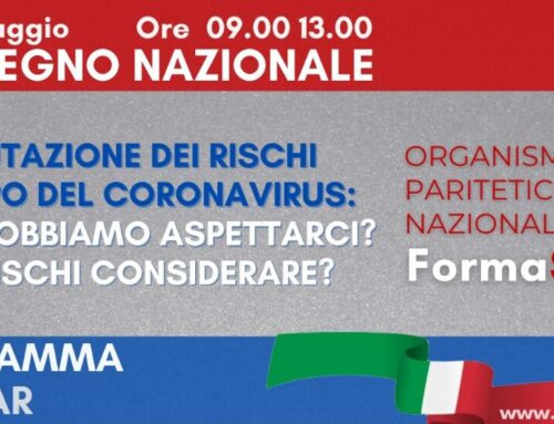 Venerdì 21 Maggio – Webinar Formasicuro